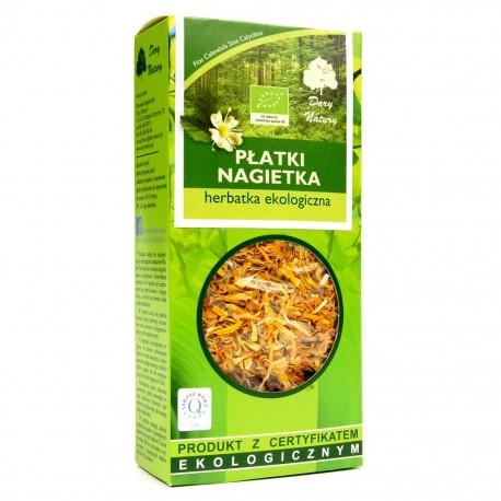 Ceai de Galbenele Bio 25g Dary Natury