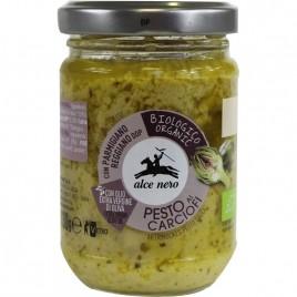 Pesto de Anghinare Bio 130g Alce Nero