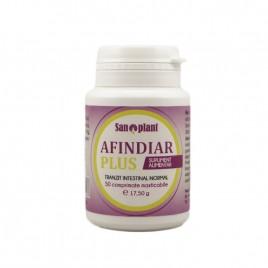Afindiar Plus 50 comprimate masticabile Sano Plant