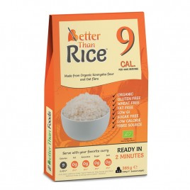 Paste konjac orez, Eco 385g Better than Foods