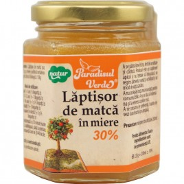 Laptisor de Matca in Miere 30% 200ml Paradisul Verde