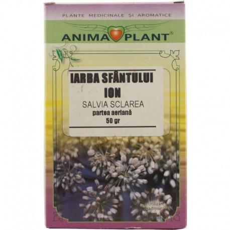 Ceai Iarba Sfantului Ioan 50g Anima Plant