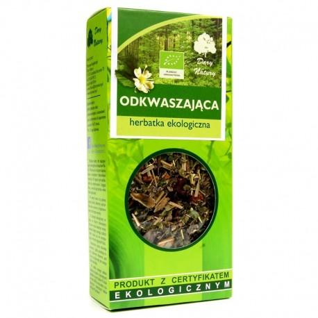 Ceai Echilibrant Acido-Bazic Eco 50g Dary Natury