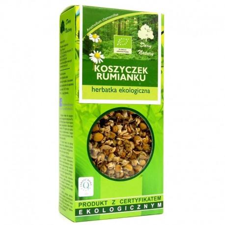 Ceai de Musetel Eco 25g Dary Natury