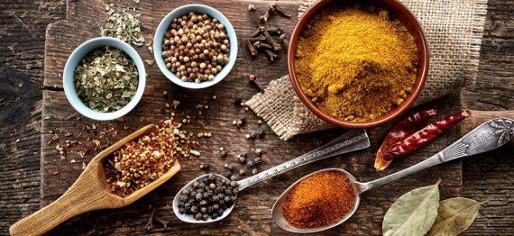 Totul despre condimente, ierburi aromatice si alte mirodenii