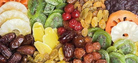 Fructe uscate – un snack sanatos sau nu?
