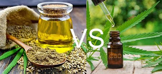 Ulei din seminte de canepa vs. ulei CBD Canabidiol – diferente si beneficii