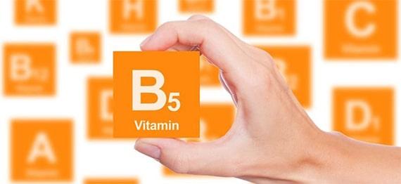 Vitamina B5 – acidul pantotenic