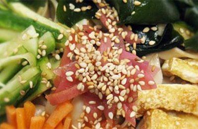 Reteta – Salata Udon Chu-ka