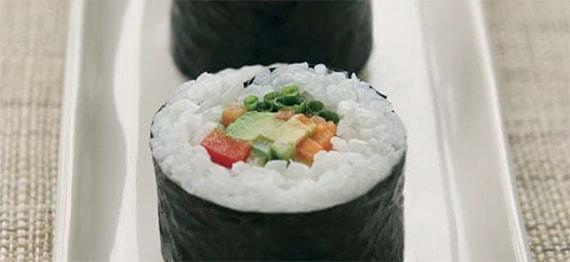 Rulouri Sushi Nori