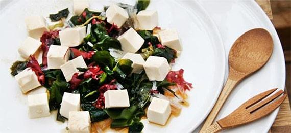 Salata de Alge cu Tofu – Reteta Rapida