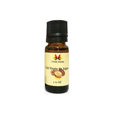 Ulei Virgin de Argan 10ml Tonik Pharm