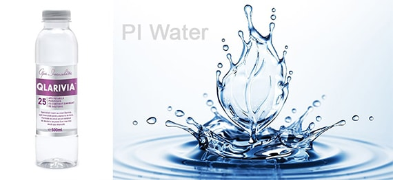 Apa Pi si Apa Qlarivia – ce si cum