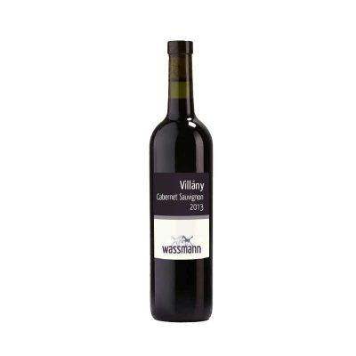 Vin biodinamic Cabernet Sauvignon 2013 750 ml - Wassmann