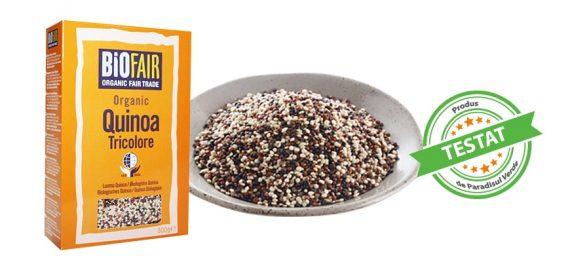 Quinoa Amestec Tricolor Biofair