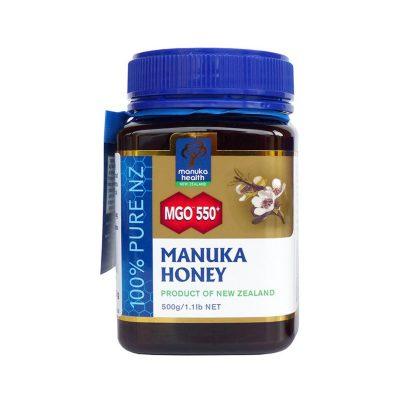 Miere Manuka MGO550+ 500g Manuka Health
