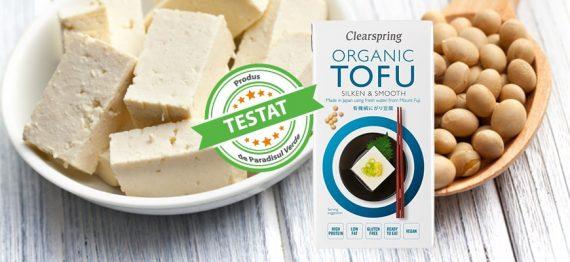 Tofu Silken organic Clearspring