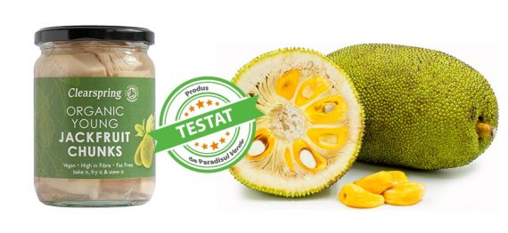 Jackfruit in suc propriu Clearspring