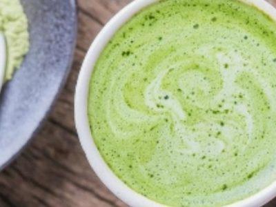 Vanilla Matcha Latte – Revigorant si delicios