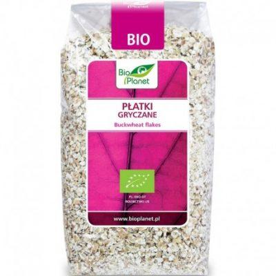 Fulgi de Hrisca Bio 300g Bio Planet