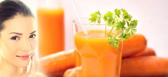 Proprietatile morcovului pentru piele - un adevarat miracol!