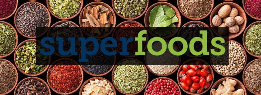 Superalimente – Alimentele miracol