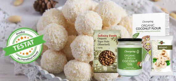 Bilute cu cocos