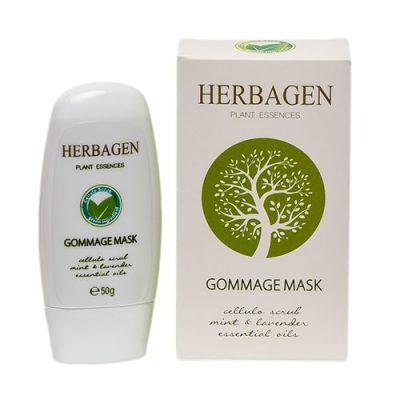 Masca Gomaj Cellulo Scrub Herbagen - 50g Genmar