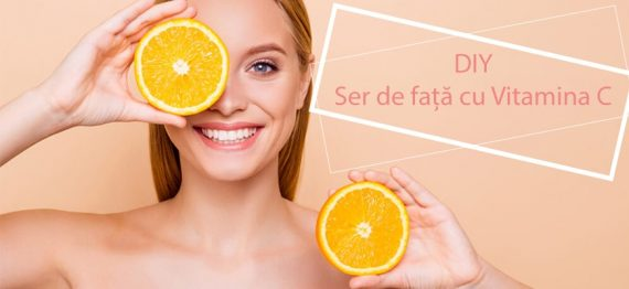 DIY ser de fata cu vitamina C