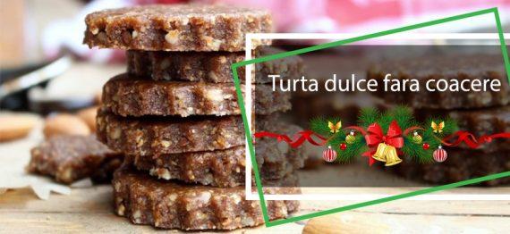 Reteta - Turta dulce fara coacere