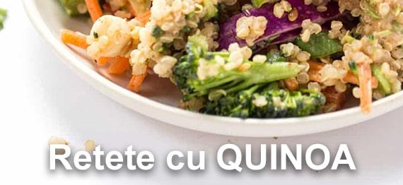 2 retete cu quinoa pe care merita sa le incercati