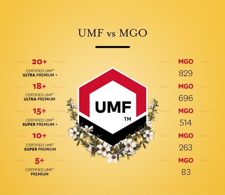Umf vs Mgo