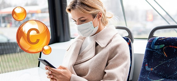Vitamina C pentru prevenirea si ameliorarea virozelor respiratorii