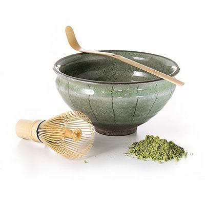Set ceai Matcha japonez Akemi 82488