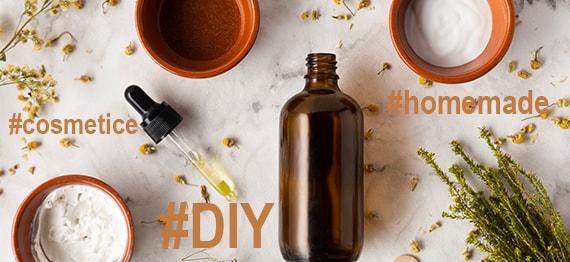 Cosmetice homemade - 100% naturale, la tine acasa