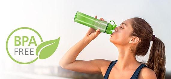 Sa ne hidratam din sticle reutilizabile fabricate plastic sanatos!