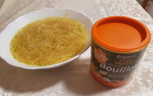 supa instant fara gluten Boullion