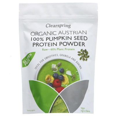 Pudra Proteica Din Seminte De Dovleac - Eco 350g Clearspring