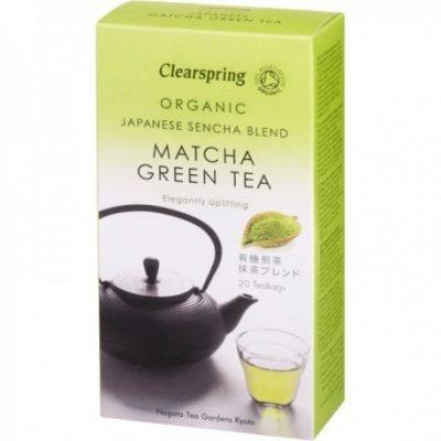 Ceai Verde Matcha - Eco 20dz Clearspring