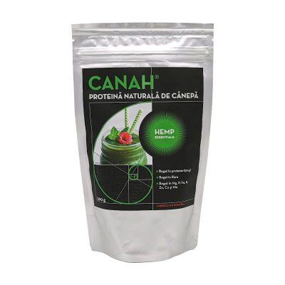 Pudra Proteica de Canepa 300g Canah