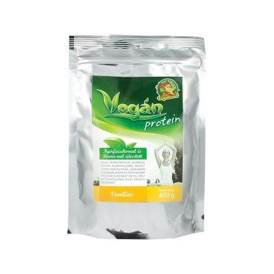 Pudra Proteica Vanilie 400g Vegabond