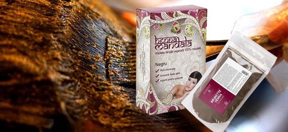 Vopsea naturala Henna - trebuie sa o incerci!