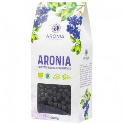 Fructe Deshidratate – Aronia Bio 200g Aronia Charlotenburg
