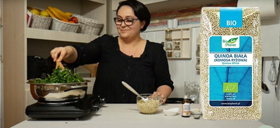 Retete cu quinoa alba