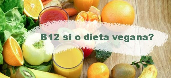 Vitamina B12 (cobalamina) – de ce este esentiala pentru sanatate?